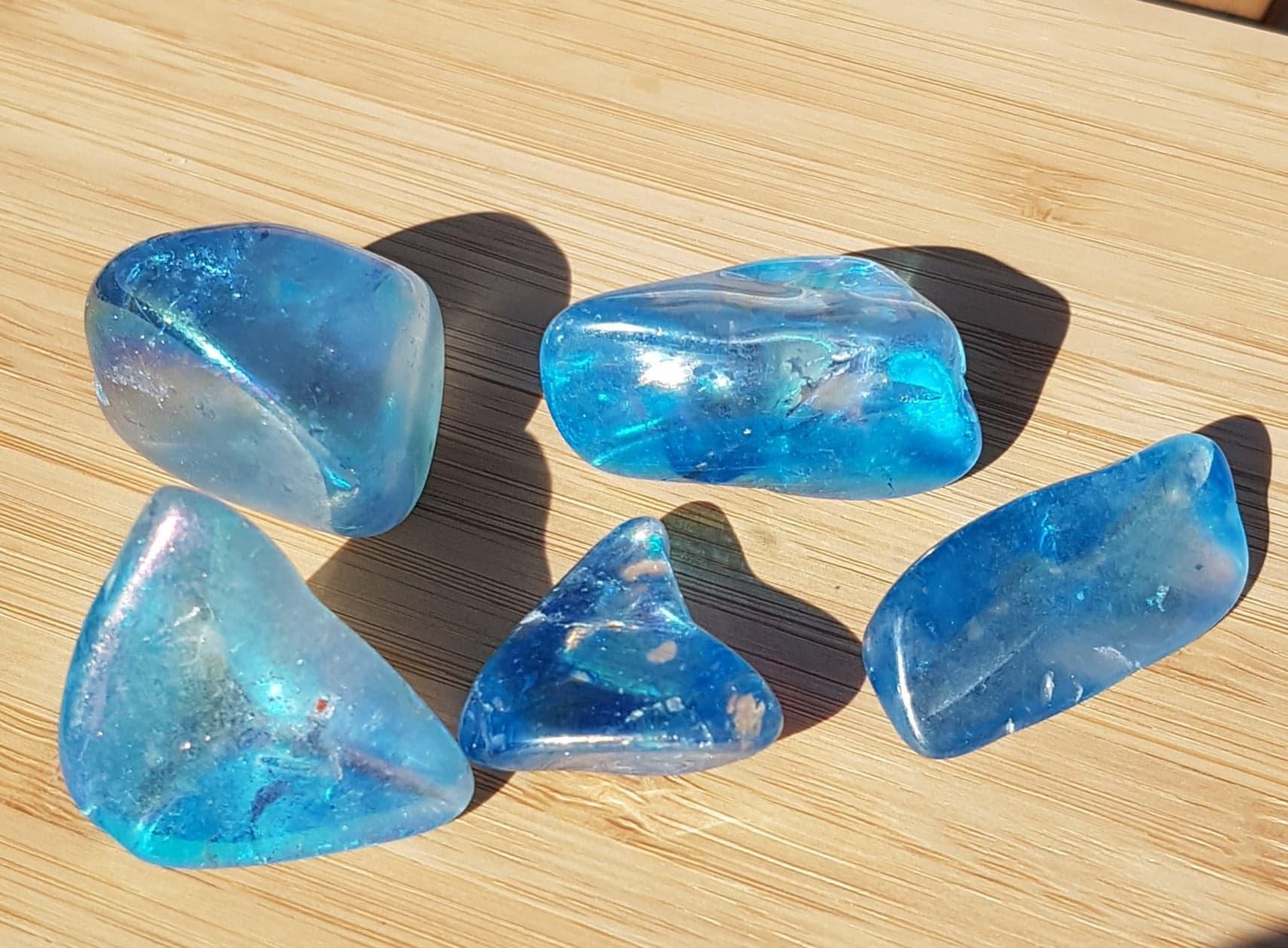 Quartz Aqua Aura