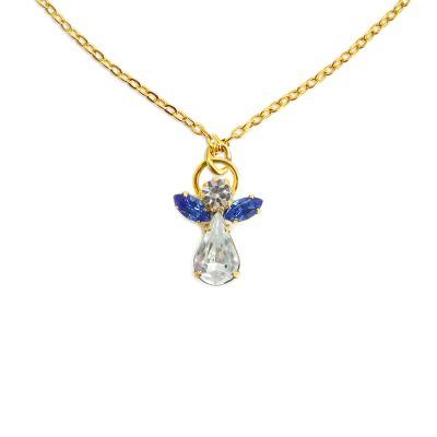 Ange de cristal septembre saphir 400x400