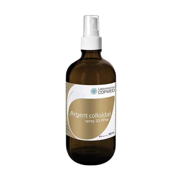 Argent colloidal spray 1