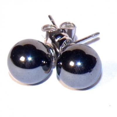 Boucles oreilles clou hematite 568x568