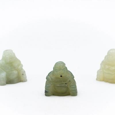 Boudddha jade chine vert