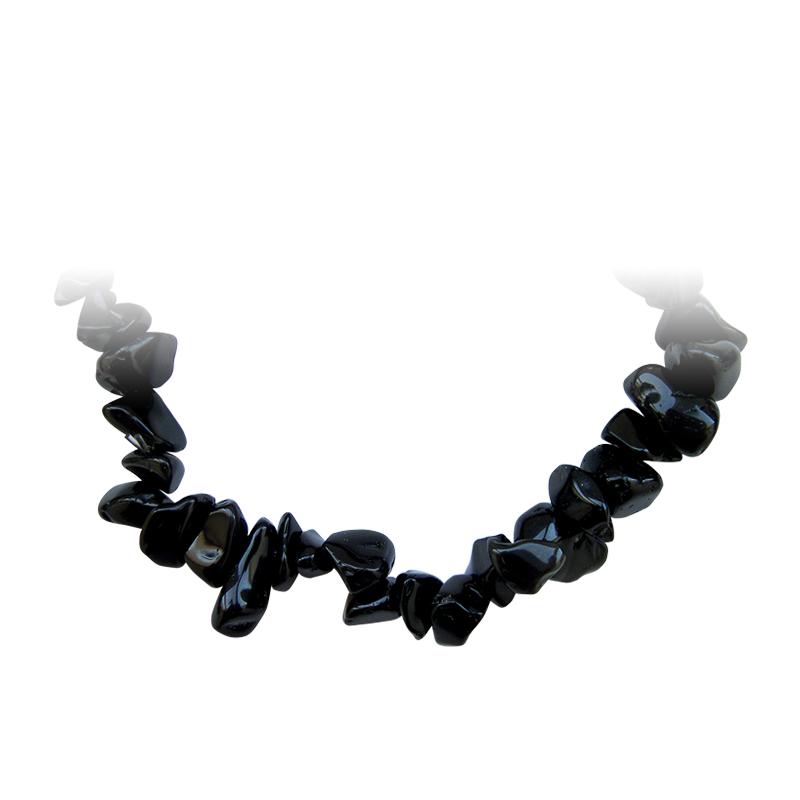 Bracelet baroque onyx