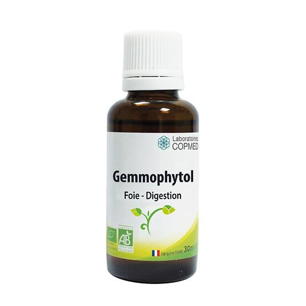 Gemmophytol n6 foie digestion