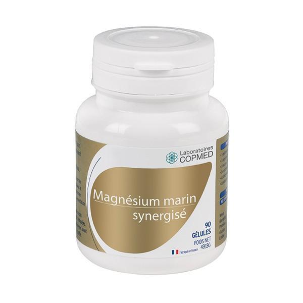 Magnesium marin synergise