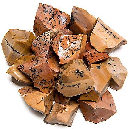 Pierre naturelle jaspe brun