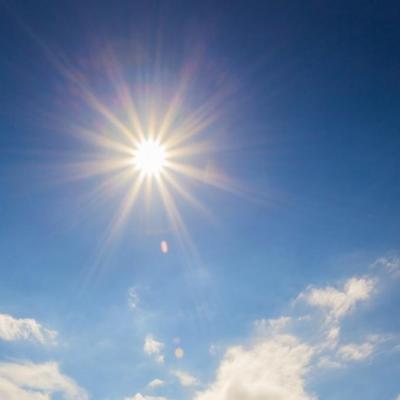 Sun in the sky 1080x675